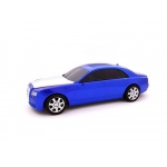 Bluetooth Wireless Mini Rolls Royce Style Speaker for Iphone Ipad MP3 PC FM Radio